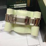 Rolex replica Daytona 116509 White Gold Slate Dial3