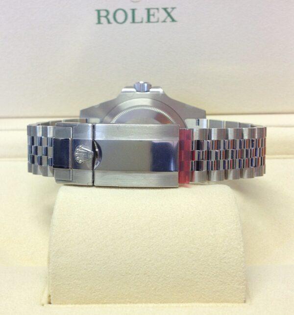Rolex replica GMT Master II 126710BLNR Batman-2