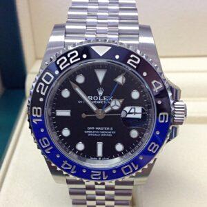 Rolex replica GMT Master II 126710BLNR Batman 3