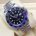 Rolex replica GMT Master II 126710BLNR Batman-4