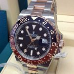 Rolex replica GMT Master II 126711CHNR Bi:Colour
