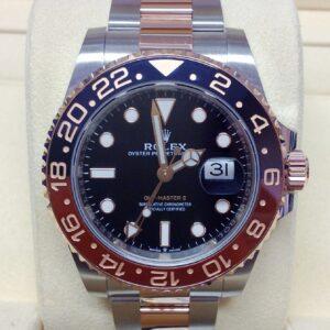 Rolex replica GMT Master II 126711CHNR BiColour3