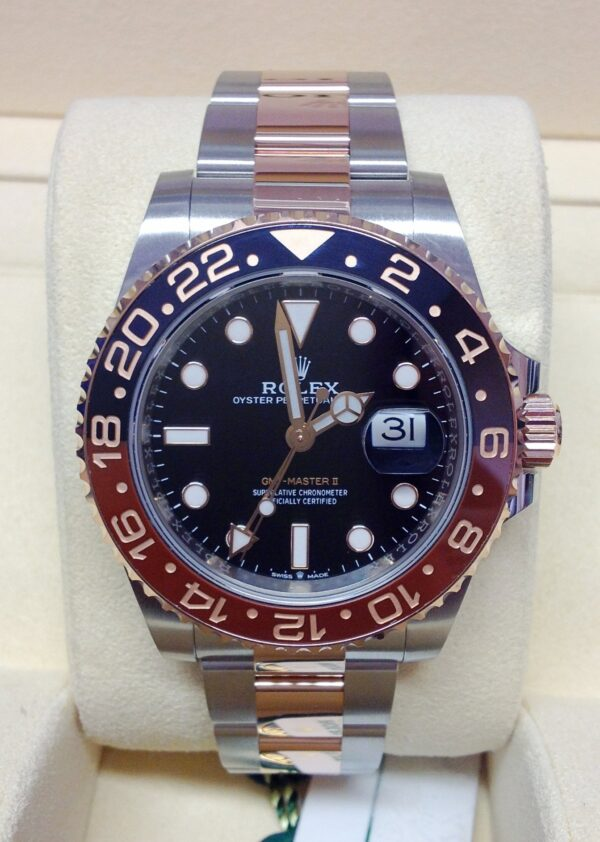 Rolex replica GMT Master II 126711CHNR Bi:Colour3